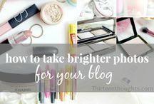 Photography setup & Photoshop
