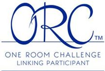 One Room Challenge Linking Party / Hello, and welcome to the One Room Challenge Linking Party. I will be pinning up from all the participants joining in. I hope to see you. If you would like to be a pinner on this board, email me through my blog.