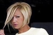 I need a new hairdo / by Kelli Gaydon