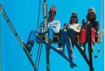 Vintage Roundtop Photos / A fun look back at our more than 50 years of operations with some great vintage photos & more! / by Roundtop Mountain Resort