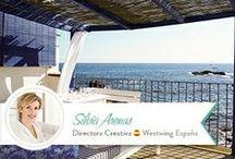 ESCALA EN CADAQUÉS / El color del mar invade todo Cadaqués y los motivos pesqueros se convierten en protagonistas de una decoración con look marinero / by Westwing España