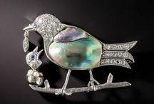 Birds in Jewelry 2 / by Lenina Villela