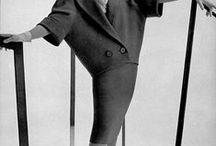La mode avant 1970 / by José Luis Andrade