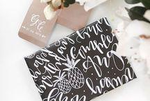 Calligraphy & Typography 2