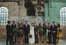 Industrial wedding inspiration / by My Italian Wedding