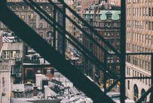 the city never sleeps / NYC