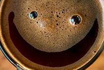 Coffee, Coffee, Coffee / Coffee, of course.