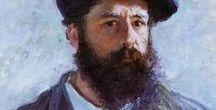 Artist Study - Claude Monet