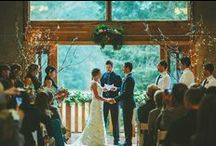The Ceremony / All things weddings, wedding ideas, wedding decorations and weddings I love