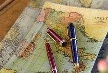 Map crafts  / by Dawn Adams