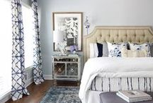 Bedrooms / by Kris @ Driven by Decor