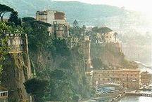Plekke om te besoek / Griekeland, Italie, Venesie, Turkye - enige plek wat veral natuurskoon het en plekke met geskiedenis