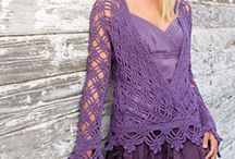 Crochet Tops & Sweaters / Crochet Tops, Pullovers, Sweaters.