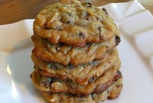 Cookies / Any kind of cookie recipe that is baked or made on top of the stove. Unbaked cookies too