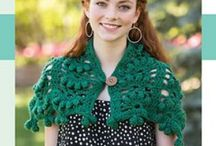 MaryJane Hall Designs - Crochet Garments & Accessories / I am a professional designer of trendy crochet fashion. (Garments and accessories) Thanks for looking and for your interest in my designs. I will be adding many more photos of my designs as time goes on. It's a very busy job with lots of deadlines but I LOVE it! Check back with this board. I have 100's more designs to pin!