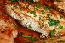 Chicken Recipes / I love to cook, collect cookbooks and have friends and family over for dinner so am always looking for new recipes! These Chicken Dishes all look SO good!