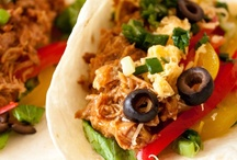 Mexican Food / Mexican food, recipes or dishes of all kinds!