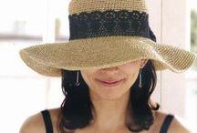 Hats - Crochet / Crochet hats for all sizes - summer snd winter