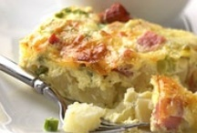 Breakfast and Brunch / Any foods or recipes that can be eaten for breakfast which includes breakfast casseroles, breakfsst wraps, egg dishes, oatmeal, etc.