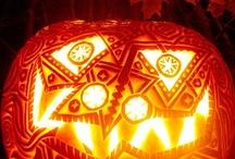 Halloween / Everything Halloween-ish. Halloween decorations & inspiration. Pumpkins & jack-o-lanterns. Halloween cupcakes, cookies, treats and foods.
