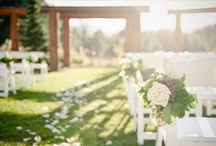 Wedding Decorations / Rustic Barn Wedding and Outdoor Mountain Venue Decorations