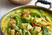 Curry Dishes / I've loved curry dishes since I was a little girl living in the Philippines, where my parents were missionaries. My kids also grew up with me cooking curry dishes & they love it too. In the last few yrs I've grown to love Thai and Indian food, which uses a lot of curry.