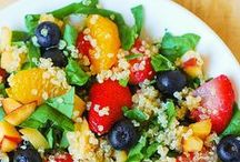 Food - Salads / by Crayon