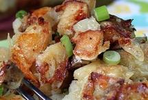 Potato Dishes / Any kind of potato dish or recipe!
