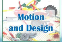 Motion and Design (Energy) / Making 5th grade concepts available for students with disabilities learning at K-2nd grade level... / by Charlyne Allen