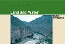 Land and Water / Making 5th grade concepts available for students with disabilities learning at K-2nd grade level... / by Charlyne Allen
