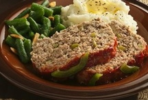 Meatloaf Recipes / Meatlosf recipes of all kinds!