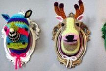 Crochet On  / Crochet para vivir feliz  / by Caro Montero