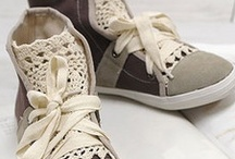 Crochet Shoes / Crochet shoe patterns. includes sandals and boots too.
