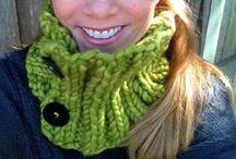 Neckwarmers - Crochet / Crochet pattetns for neckwarmers, neck warmers