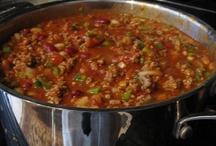 Chili Recipes / Any kind of Chili recipe