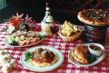 Italian Food / Since I grew up in the deep south (Tx, Miss, La, Tenn, AL) and my mom is from Oklahoma, I didn't know much Italian food. But my ancestors (my great grandparents) on my dad's side, were from Italy. Actually they were from Corsica, which I've been told is separate from Italy now. Their name was Zuccarello. It's always been a dream of mine to go to Italy someday!