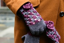 Mittens & Gloves - Crochet / This board includes crochet mittens, gloves, and fingerless gloves as well.