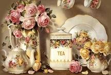 Tea Cups & Teapots