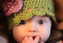 Crochet for Baby / Crochet patterns for a baby