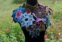Freeform - Crochet / Patterns for freeform crochet