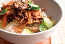 Thai Food -Yum! / by MaryJane Perry Hall