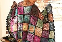 Afghans/Throws - Crochet / Crochet afghans, throws and blankets