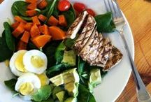 Recipes: Makin' it healthy / by Bethany Spilde