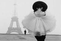 Paris / by MaryJane Perry Hall