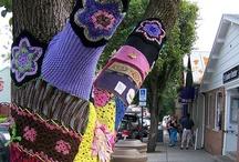 Yarn Bombing / by MaryJane Perry Hall