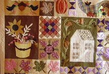Quilting Samplers  / by Michele Maurice