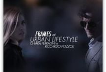 Frames of Urban Lifestyle  / HOGAN invites you to view our dedicated photo album for the Frames of Urban Lifestyle campaign featuring Chiara Ferragni and Riccardo Pozzoli.