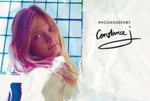 #HOGANSEENBY Constance Jablonski / #HOGANSEENBY is exclusively yours to follow. See Constance on her travels and enjoy the digital diary.  www.hogan.com/hoganseenby