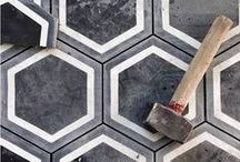Flooring / by Kris @ Driven by Decor