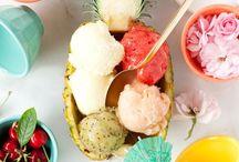 I Dream of Ice Cream / Ice cream, Sorbet, Ice Pops and the rest!